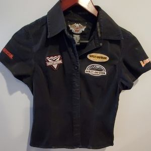 Women's Harley-Davidson top